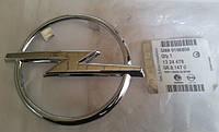 "Эмблема ""OPEL"" решётки радиатора GM 1324478 9196806 9181969 09181969 OPEL COMBO CORSA-C"