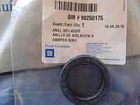 Демпферная втулка (шайба, кольцо) рычага МКПП 36.4 X 29.2 X 8 MM GM 0738789 90250175 OPEL CHEVROLET DAEWOO