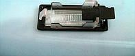 Фонарь подсветки номера (освещения заднего номерного знака) OPEL VECTRA-C ESTATE (F35)