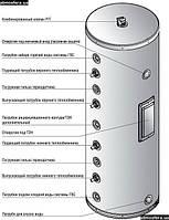 Бак-накопительный ATMOSFERА L 200.2