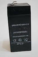 Аккумулятор АКБ 4v4AH 20HR, аксессуары для техники, гаджеты, аккумулятор, карты памяти