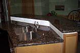 Изготовление столешниц из гранита для кухни, фото 5