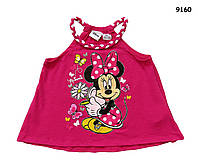 Майка Minnie Mouse для девочки. 24 мес