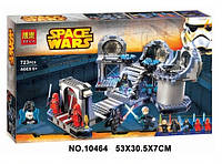 Конструктор Bela серия Space Wars 10464 Последняя дуэль на Звезде смерти (аналог Lego Star Wars 75093)