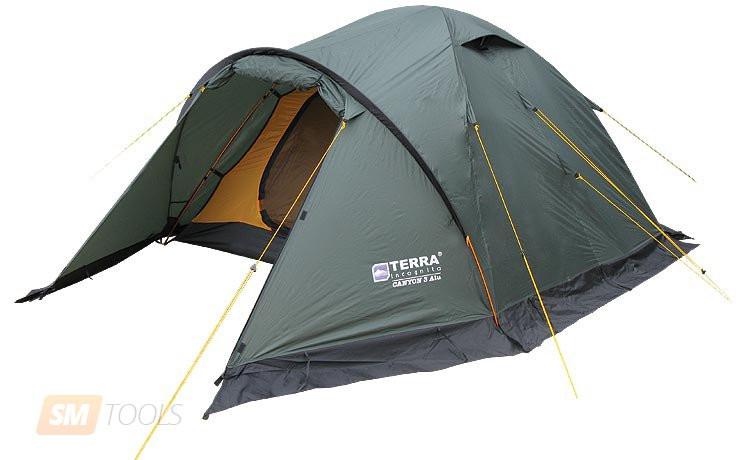 Прокат-аренда 2х местной палатки Terra incognita alfa2