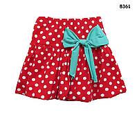 Летняя юбка для девочки. 1-2;  5-6 лет