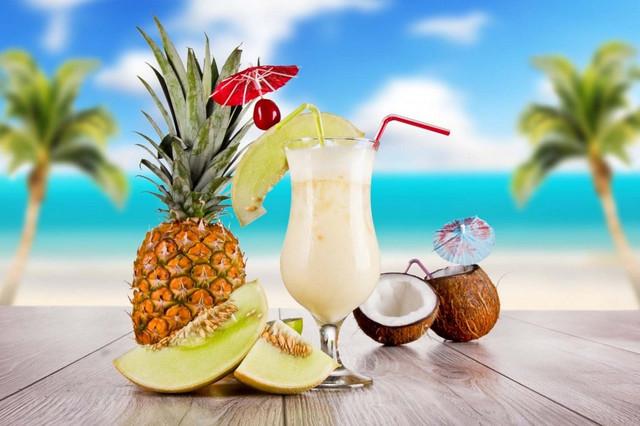 вкус напитков Inawera