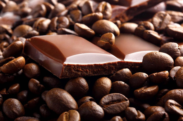 кофе и шоколад Inawera