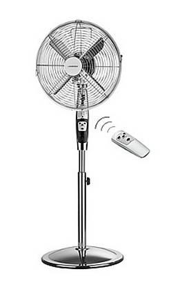 Вентилятор напольный AURORA  AU 072 c пультом дистанционного управления и световой индикацией работы , фото 2