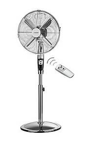 Вентилятор напольный AURORA  AU 072 c пультом дистанционного управления и световой индикацией работы