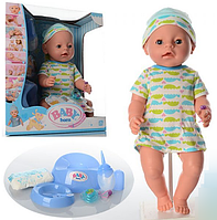 Кукла интерактивная Пупс Baby Born  BL015F  КК