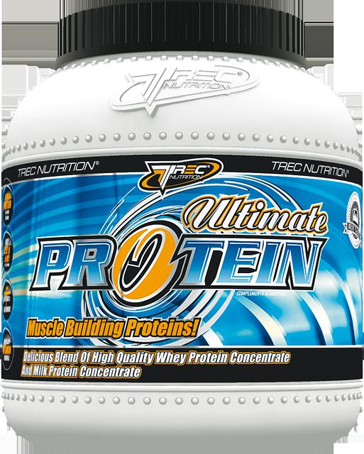 Концентрат сывороточных и молочных протеинов Ultimate Protein - 1500 г