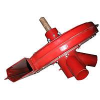 509.046.2200Б-Т1 Вал верхний вентилятора (ротор) УПС, ВЕСТА, ВЕГА в сб.