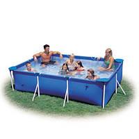 Каркасный прямоугольный  бассейн Intex 28272 (300 x 200 x 75 см), фото 1