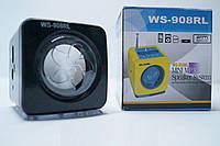 Портативная колонка WS-906RL, аудиотехника, mp3 колонка, аксессуары