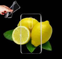 Силиконовый чехол 0,33 мм для LG D690 G3 Stylus Dual прозрачный