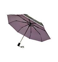 Женский зонт автомат из нейлона болонья