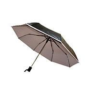 Болоньевый зонт автомат женский