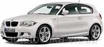 Дефлектор на капот (мухобойки) BMW 1 серии (E81-E88) 2004-2012