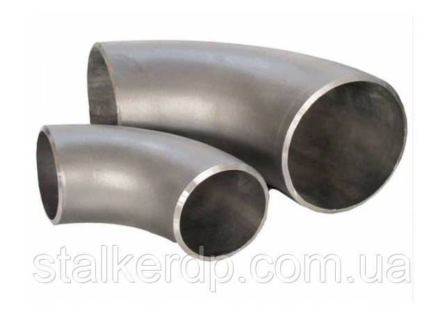 Отводы стальные угол 45*С (108х4мм)