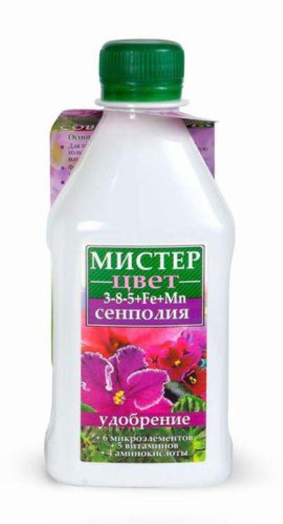 Мистер Цвет для сенполий (фиалок), 300мл