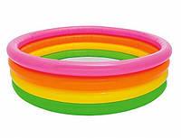 Детский надувной бассейн Intex 56441 Радуга Интекс, фото 1