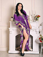 Красивое женское платье для дома
