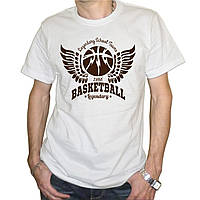 """Мужская футболка """"Basketball Legendary"""""""