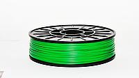 Нить ABS (АБС) пластик для 3D принтера, 1.75 мм, зеленый