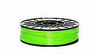 Нить ABS (АБС) пластик для 3D принтера, 1.75 мм,  зеленый травяной