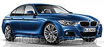 Дефлектор на капот (мухобойки) BMW 3 СЕРИИ (КУЗОВ F30-F35) 2012