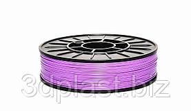 Нитка ABS (АБС) пластик для 3D принтера, 1.75 мм, фіолетовий