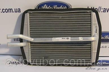 Радиатор обогрева Ford Fiesta 99-01