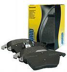 Тормозные колодки передние JURID MB VITO -03  134X21X58