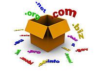 Регистрация доменов, хостинг