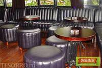 Обивка мебели, ремонт мебели, перетяжка мебели для ресторанов Симферополь, Крым