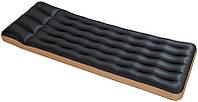 Односпальный надувной матрас тканевый Intex Интекс ПВХ 189 х 72 см