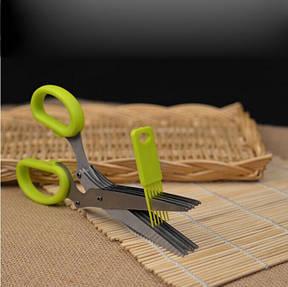 Кухонные ножницы для нарезки зелени.., фото 2