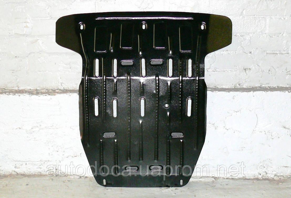 Защита картера двигателя Volkswagen Amarok 2010-