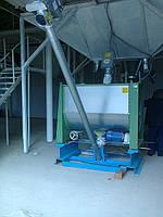 Горизонтальный смеситель комбикорма NHM 1200