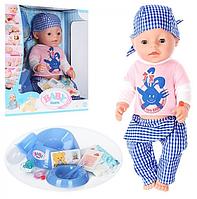 Кукла интерактивная Пупс Baby Born  BL013А-S  КК