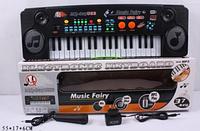 Детский орган  mq-803 с микрофоном  кк, hn