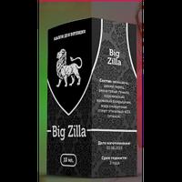 Big Zilla – капли для потенции