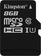 MicroSDHC  8GB UHS-I Class 10 Kingston (SDC10G2/8GBSP)