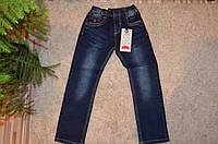 Джинсовые брюки для мальчиков Grace оптом 116-146 см