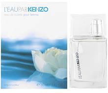 Женская оригинальная туалетная вода L'Eau par Kenzo Femme,  30ml NNR ORGAP /05-22