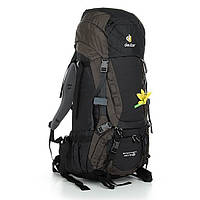 Треккинговый рюкзак для женщин Deuter Aircontact 40+10 SL black/stone (33412 7060)
