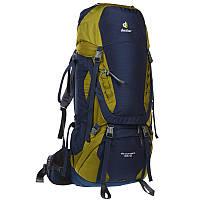 Треккинговый рюкзак Deuter Aircontact 55+10 midnight/moss (3320316 3221)