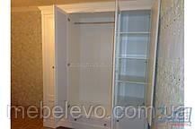 Гербор Клео шкаф 4d1s  2250х1980х620мм белый , фото 3