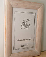 Деревянная фоторамка, фото 1